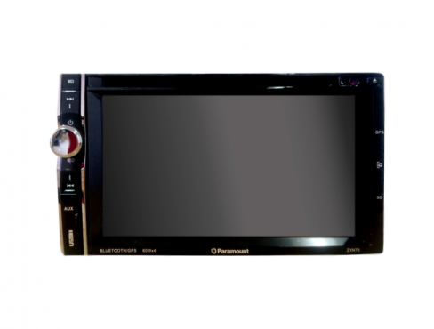 Paramount ZXN70 6.2 Touch Screen GPS/USB/ Bluetooth DVD Player including installation