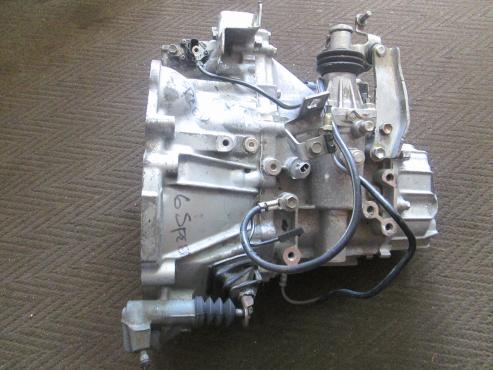 toyota rxi 6 speed gearbox | Junk Mail