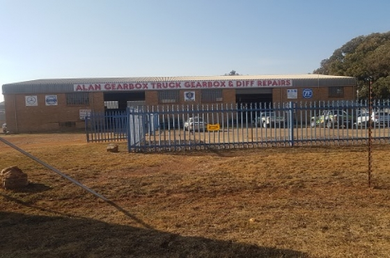 Prime Industrial Factory to let