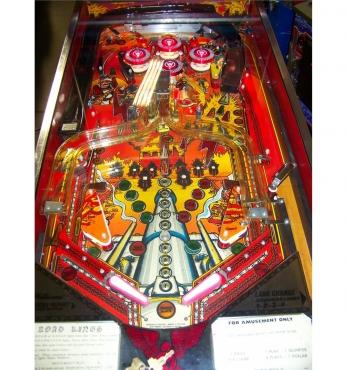 Pinball Machines Wanted - Cash Paid