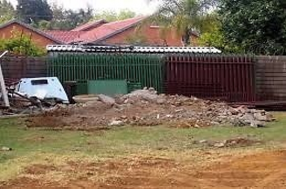 rubble removal 082 636 6544