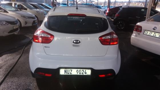2015 kia rio 1.4 hatch back auto