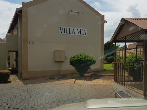 Villa Mia 1 room available to rent from 2020-06-01 in sectional title unit
