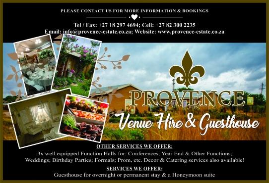 Venue Hire & Guesthouse