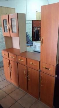 3 Piece Kitchen Cupboards Set Junk Mail