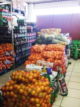 FRUIT & VEG, GROCERIES & TAKE-WAY IN DE WILDT