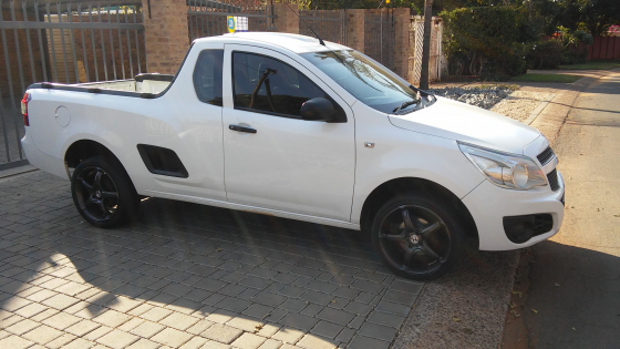 CHEVROLET UTILITY BAKKIE For Sale! | Junk Mail