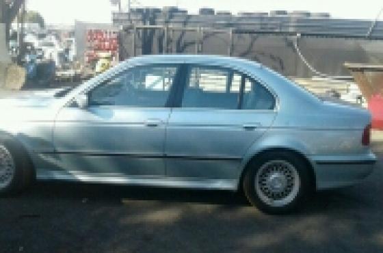 BMW E49 540I