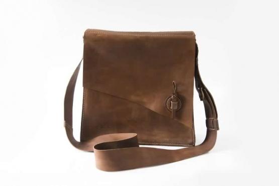 Conlie Leather Handbag