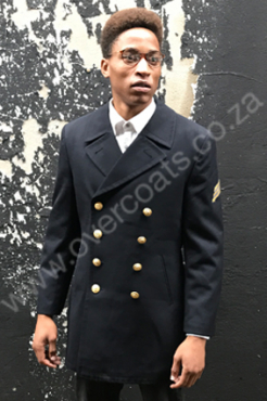Military Surplus Overcoats