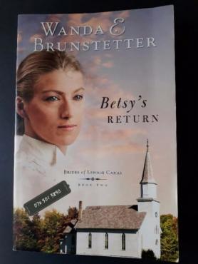 Betsy's Return - Wanda E. Brunstetter - Brides Of Lehigh Canal #2.