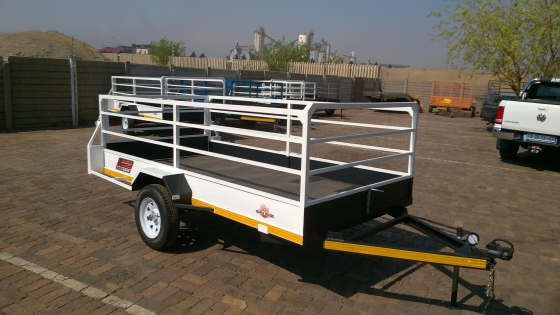 Big Spring SALE On 3M Utility Trailers Only Today