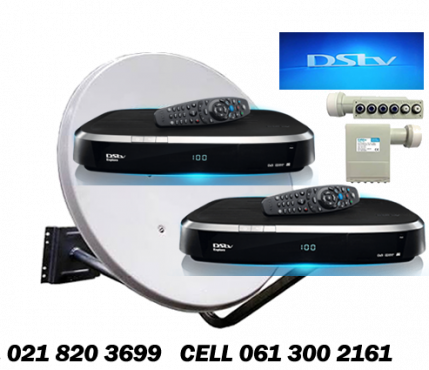 DSTV AND OPENVIEW HD KUILSRIVER