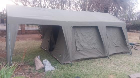 Big canvas tents for sale & Big canvas tents for sale | Junk Mail