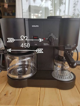KRUPS (BLACK) Coffee Machine