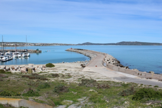One of the Very Best Sea Front Plots in Mykonos, Langebaan
