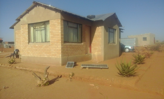 House for sale in mankweng / Turfloop