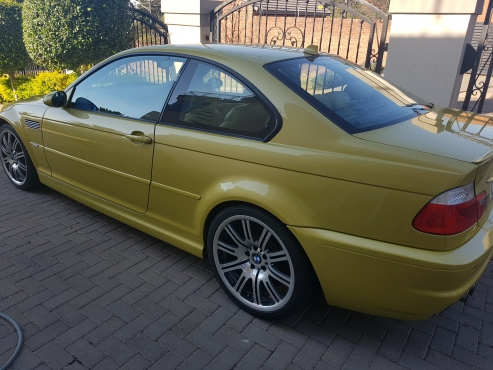 Bmw M3 E46 In Bmw In South Africa Junk Mail