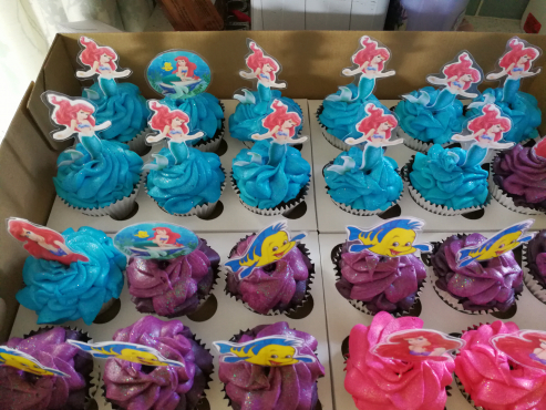 Cakes and cupcakes for all occasions