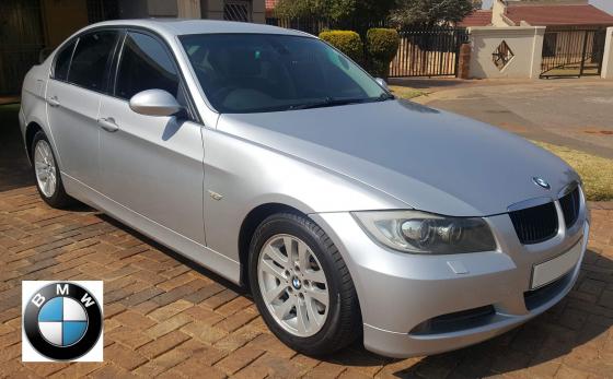 BMW 320d Auto Exclusive