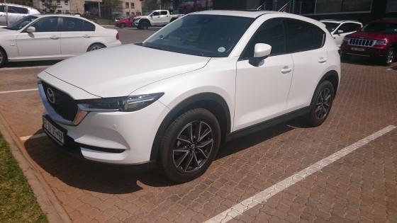 2018 Mazda CX-5 2.0 Active