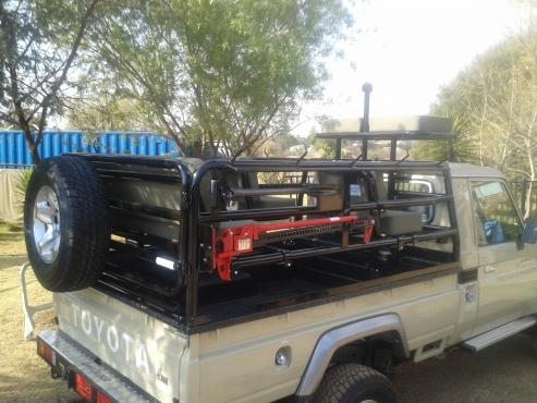 Land Cruiser Hunting rig