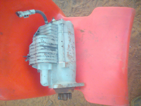 Ksb pump and starter moters