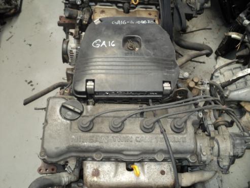 NISSAN SENTRA 1.6 16V CARB ENGINE (GA 16) R11950 | Junk Mail