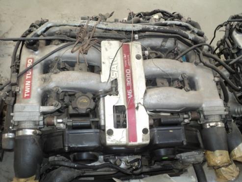 NISSAN 3L V6 TWIN TU