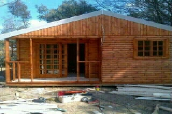 Wooden Wendy houses