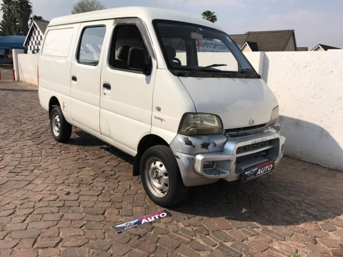2010 Chana maxi star,perfect for loading,very light on fuel