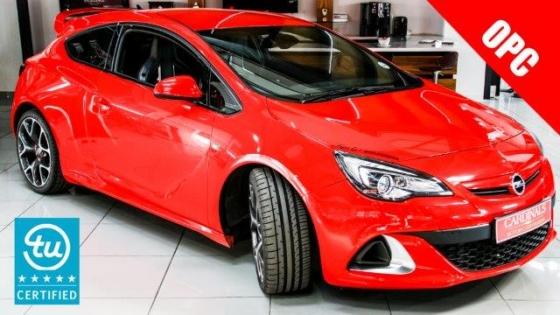 2014 Opel Astra 2.0 T OPC 206kw