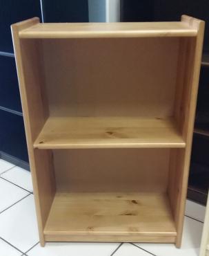 900 x 600 Pine File Rack/ Book shelf - Oregon