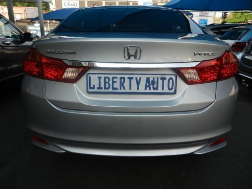 2014 Honda Ballade 1.5 Comfort i-VTEC 65,000km Hatch Back Manual Transmission 5 Forward Stability Co