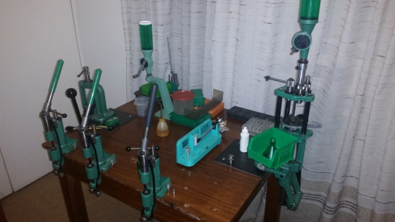 Wanted   Reloading Equipment