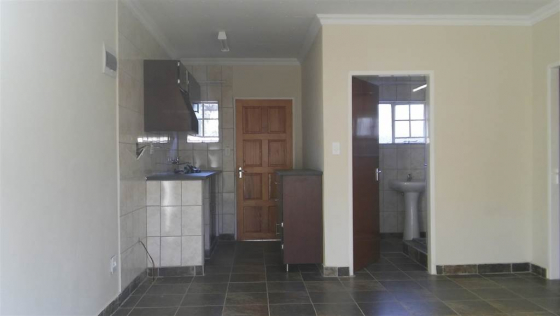 Noordwyk newly renovated garden cottage with shower only Rental R3200 covered parking, single person