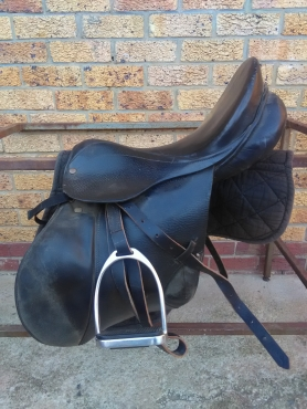 Complete St Martin CTD Saddle with extras for sale