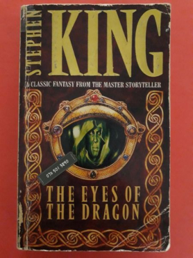 a short introduction to the book the eyes of the dragon by stephen king The eyes of the dragon(16) by stephen king no his eyes tell me that i might find the climate in andua healthier the ceremony itself was short.