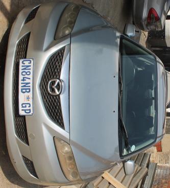 Mazda 6 2.3 2005 for