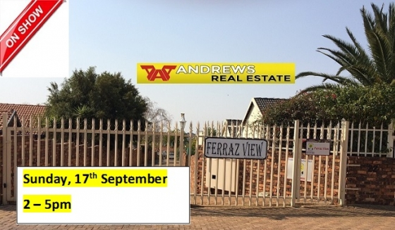 LARGE 2 BEDROOMED TOWNHOUSE - WILROPARK