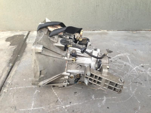 Alfa romeo  147/ 156  1.6 AND 2.0 5 speed Manual Gearboxes   for sale  6 Months Warranty   contact 0