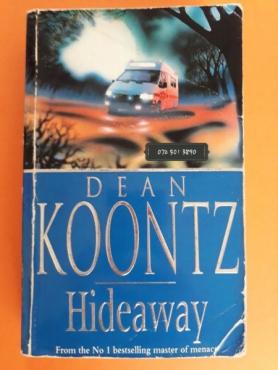 Hideaway - Dean Koontz.