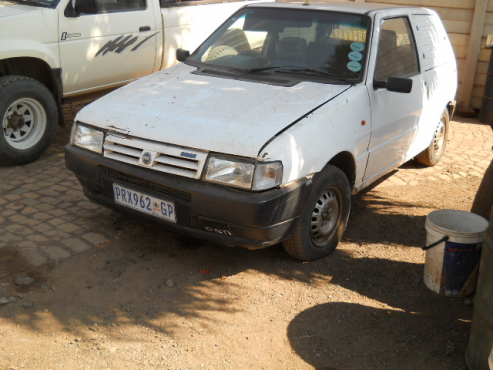 1992 Fiat Uno Panelvan