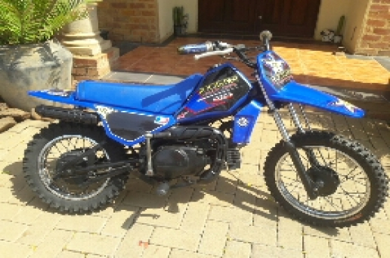 Pw80 in all ads in south africa junk mail for 2001 yamaha pw80 for sale