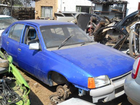 1987 Opel Kadett 1.6