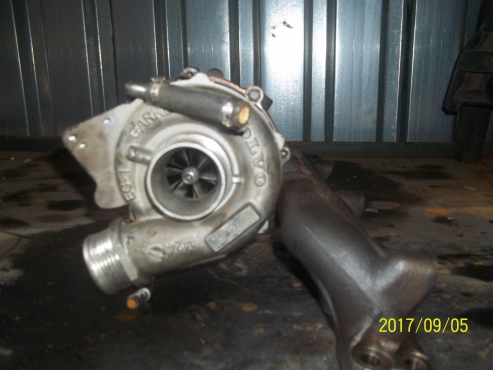 Volvo T5 turbo for s