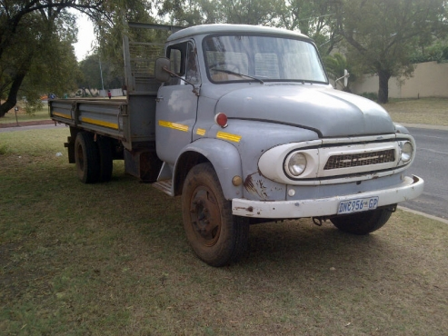 Ford Truck K1010 Series