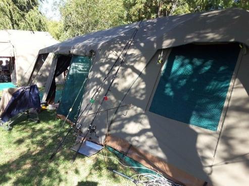 Camping tent ,camp master