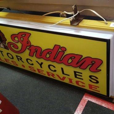 Large Indian Motors