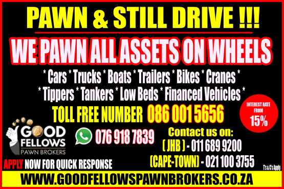 PAWN YOUR CAR AND GET INSTANT CASH TODAY